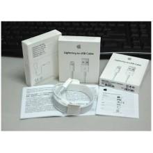 Оригинальный Кабель Шнур APPLE Lightning iPhone 5, 6, 6S, 7, 7 Plus, 8, X, XR, XI