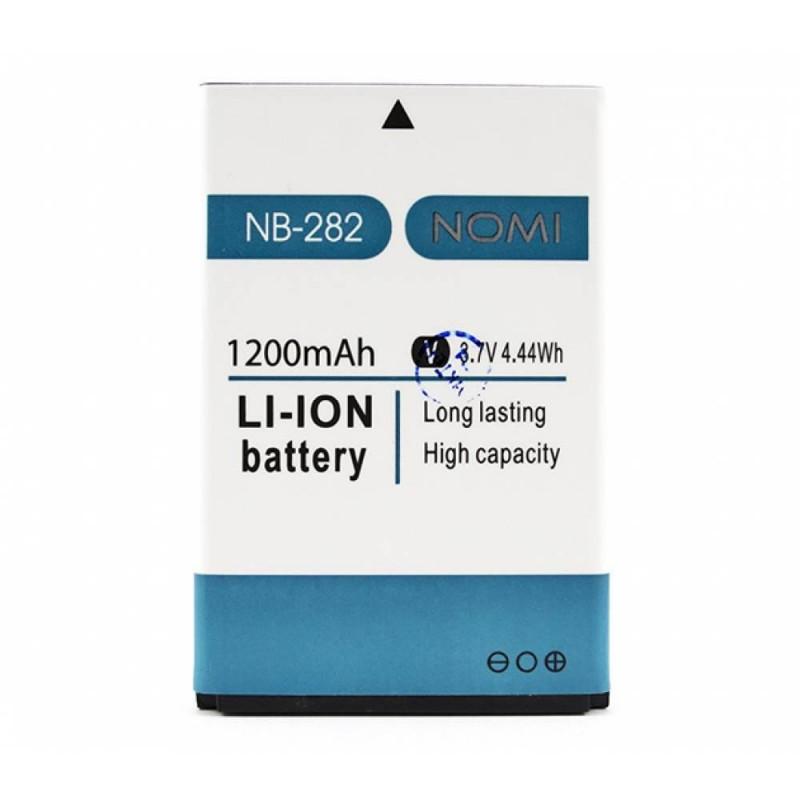 Аккумулятор NB-282 для Nomi i282(Original) 1200mAh