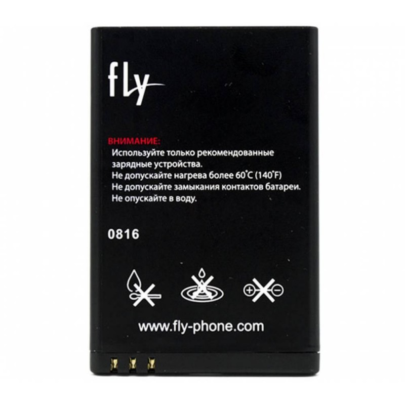 Аккумулятор BL6423 для Fly FF281 (ORIGINAL) 1400мAh