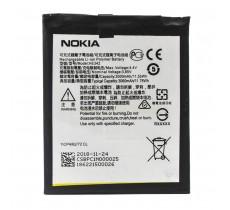 Аккумулятор HE342 для Nokia 5.1 Plus, 3060mAh (Original)