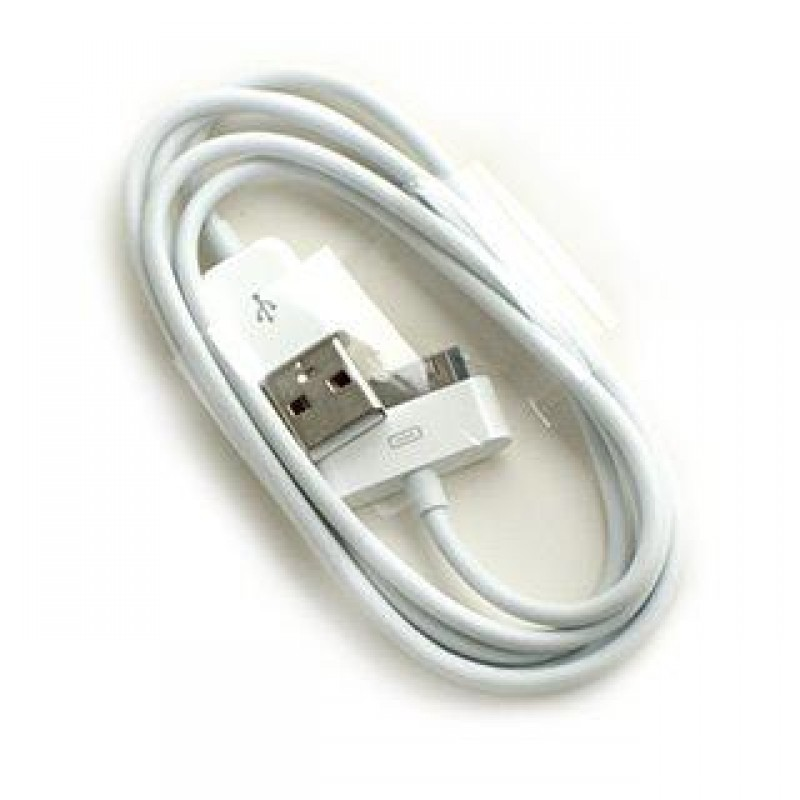 КАБЕЛЬ, шнур, провод Apple 30Pin для iPhone 4s, 4, iPad 2, iPod 3