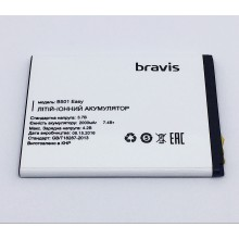 Аккумулятор Bravis Easy B501 2000mAh