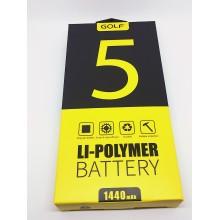 Аккумулятор GOLF Apple iPhone 5 1440mAh