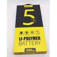 Аккумулятор GOLF Apple iPhone 5S 1560mAh