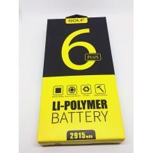 Аккумулятор GOLF Apple iPhone 6 Plus 2915mAh