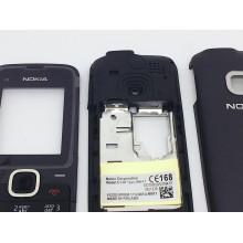 Корпус Nokia C1-01 Черный