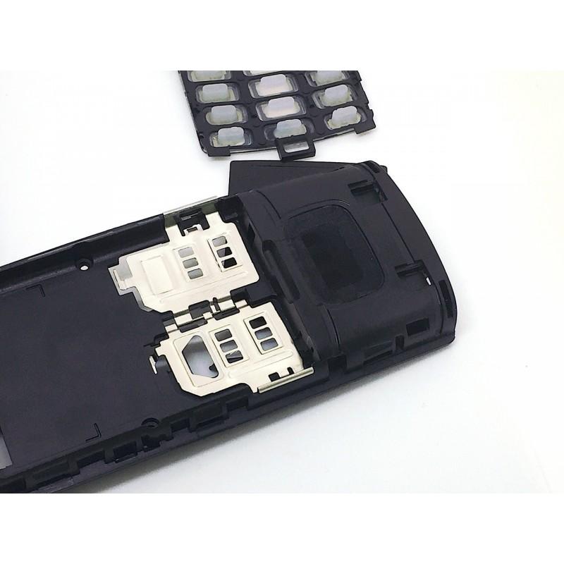 Корпус Nokia X1-01 Черный