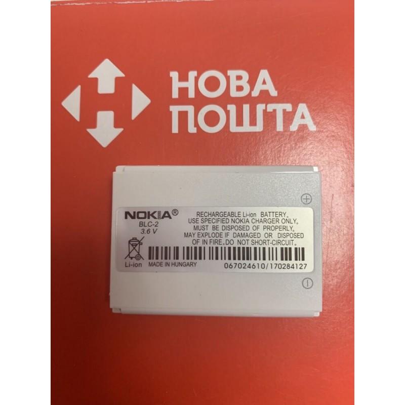Аккумулятор Nokia 3310 BLC-2 900mAh