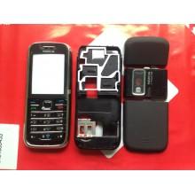 Корпус Nokia 6233 + Середина + Динамики, (Полный)
